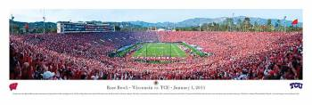 University of Wisconsin - Rose Bowl 2011